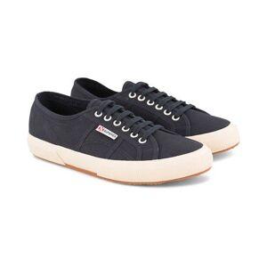Superga Canvas Sneaker Navy men 40 Blå
