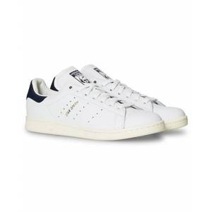 adidas Originals Stan Smith Sneaker White/Navy men EU40 Hvid