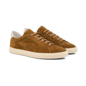 C.QP Racquet Sneaker Honey Brown men 43 Brun