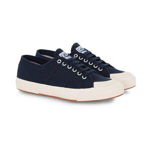 Superga Cotu Canvas Sneaker Navy men 45 Blå