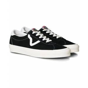 Vans Anaheim 73 DX Sneaker Black men US10,5 - EU44 Sort