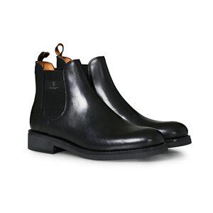 GANT Brookly Chelsea Boot Black Calf men 42 Sort
