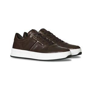 Tod's Cassetta Sneaker Dark Brown Calf men UK10 - EU44,5 Brun