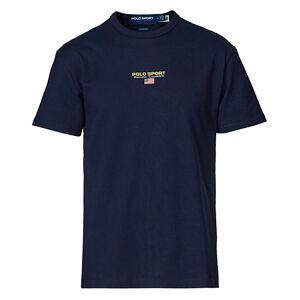 Polo Ralph Lauren Sport Logo Tee Cruise Navy men L Blå