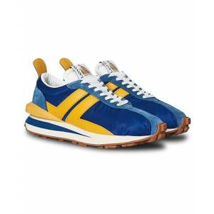 Lanvin Running Sneaker Dark Blue men UK10 - EU44 Blå