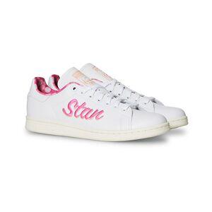 adidas Originals Stan Smith Sneaker White/Pink men EU42 2/3 Hvid