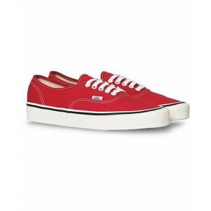 Vans Anaheim Authentic 44 DX Sneaker Red men US9 - EU42