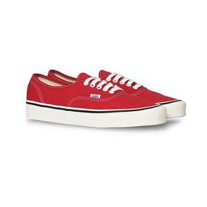 Vans Anaheim Authentic 44 DX Sneaker Red men US10 - EU43