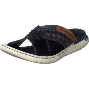 Bugatti Altea Dark Blue, Kengät, Matalapohjaiset kengät, Maryjane-kengät, Sininen, Miehet, 40