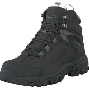 Halti Riore Dx Trekking Shoe Black, Kengät, Bootsit, Vaelluskengät, Musta, Miehet, 41