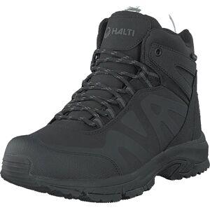Halti Rese Mid Dx M Outdoor Black, Kengät, Bootsit, Vaelluskengät, Musta, Miehet, 45