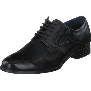 Bugatti Zenobio Black, Kengät, Matalapohjaiset kengät, Juhlakengät, Musta, Miehet, 43