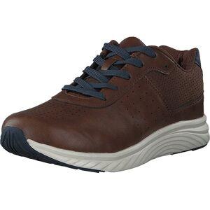 Polecat 435-5208 Brown, Kengät, Matalat kengät, Kävelykengät, Ruskea, Miehet, 46