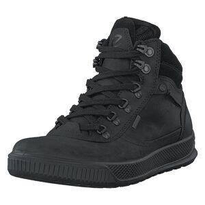 Ecco Byway Black/black, Miehet, Kengät, Musta, EU 42