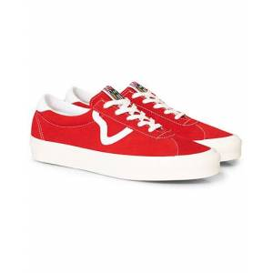 Vans Anaheim 73 DX Sneaker Red