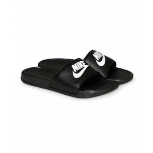 Nike Benassi JDI Slides Black/White