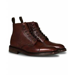 Loake 1880 Roehampton Boot Oxblood Calf Grain