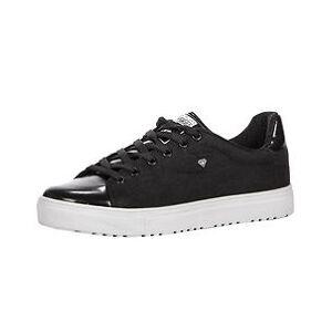 Aiden tennarit - Musta/Valkoinen Kengät  - Size: 44
