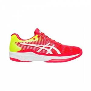 Asics Solution Speed FF Laser Pink Women 39