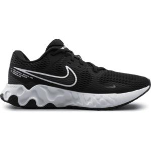 Nike So Renew Ride 2 M Juoksu BLACK/WHITE  - Size: US 7.5