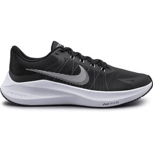 Nike Nike Winflo 8 Men's Running Shoe Juoksu BLACK/WHITE/GREY  - Size: US 7.5