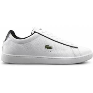 Lacoste Carnaby Evo 120 2 M Tennarit WHT/BLK  - Size: 40