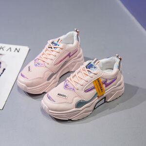 Leishen 2020 Women Shoes New Sneakers Fashion Casual Camfortable Women Vulcanize Shoes Flat Platform Footwear Femme Krasovki
