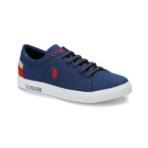Scott FLO SCOTT Navy Blue Men 'S Sneaker Shoes U.S. POLO ASSN.