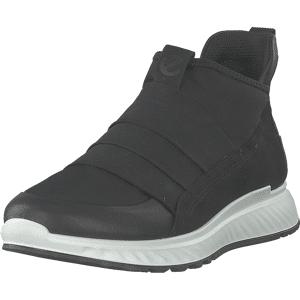 Ecco St.1 Black, Sko, Boots, Chukka boots, Grå, Herre, 39