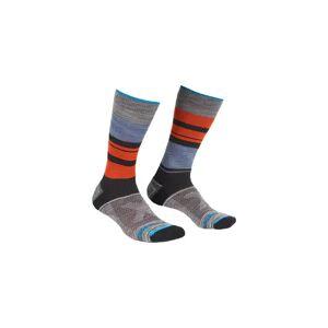 Ortovox All Mountain Mid Socks M Multicolour