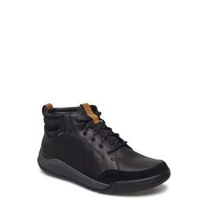 Clarks Ashcombemidgtx Lave Sneakers Svart Clarks