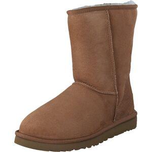 UGG Classic Short M's Chestnut, Sko, Boots, Saueskinn støvler, Brun, Herre, 45