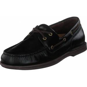 Rockport Perth Dk Brown Pull Up, Sko, Lave sko, Båt sko, Brun, Herre, 44