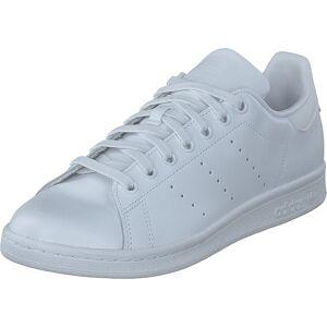 adidas Originals Stan Smith Ftwr White, Sko, Sneakers og Treningssko, Lave Sneakers, Hvit, Unisex, 41