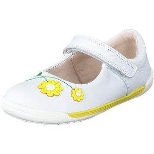 Clarks Softly Jam Fst White, Sko, Lave sko, Maryjanes, Hvit, Barn, 25