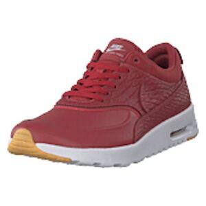 Nike Nike Air Max Thea Premium Cedar/cedar/gum Yellow, Shoes, rød, EU 36,5