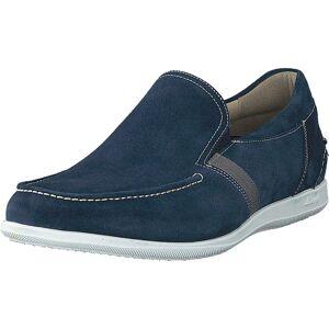 Lloyd Clemente Jeans, Sko, Lave sko, Slip on, Blå, Herre, 43