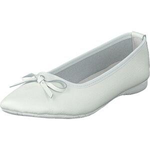 Wildflower Fagernes White, Sko, Lave sko, Ballerina, Hvit, Barn, 34