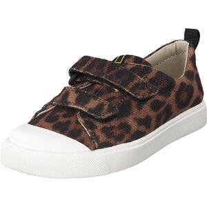 Clarks City Geo T Brown Cocmbi, Sko, Sneakers & Sportsko, Lave Sneakers, Brun, Barn, 22