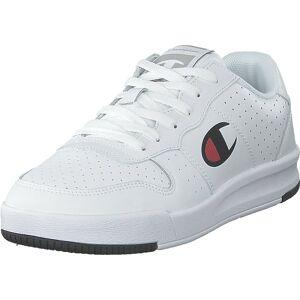 Champion Low Cut Shoe Rls White, Sko, Sneakers og Treningssko, Sneakers, Hvit, Herre, 43
