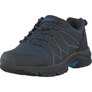 Halti Pove Low Dx M Outdoor Peacot Blue, Sko, Sneakers og Treningssko, Vandresko, Blå, Herre, 42