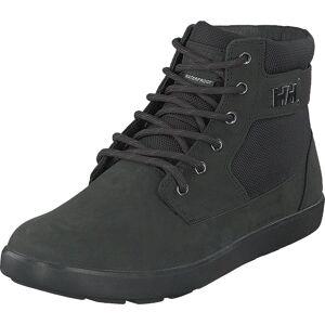 Helly Hansen Stockholm 2 Black/black/mid Grey, Sko, Boots, Chukka boots, Svart, Herre, 40