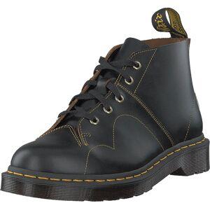 Dr Martens Church Black, Sko, Boots, Chukka boots, Svart, Grå, Unisex, 47