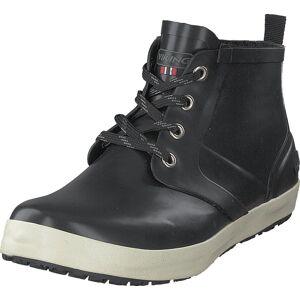 Viking Lillesand M Black, Sko, Boots, Kraftige støvler, Grå, Herre, 41
