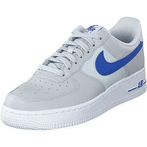 Nike Air Force 1 '07 Lv8 Pure Platinum/racer Blue, Sko, Sneakers & Sportsko, Sneakers, Blå, Herre, 40