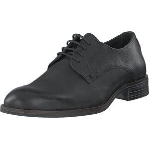 Bianco Biabyron Leather Derby Black, Sko, Lave sko, Finsko, Svart, Herre, 42