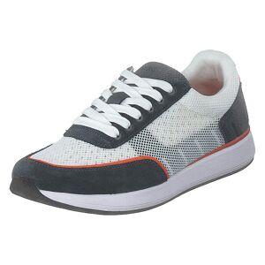 Swims Breeze Wave Athletic White/gray/black/gold Fusion, Herre, Shoes, svart, EU 44