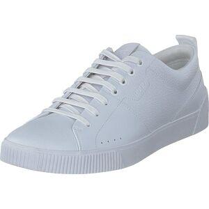 Boss Hugo - Hugo Boss Zero_tenn_plgr White, Sko, Sneakers og Treningssko, Lave Sneakers, Hvit, Herre, 42