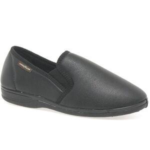 Goodyear Trent Mens Slippers Black 10 / 44