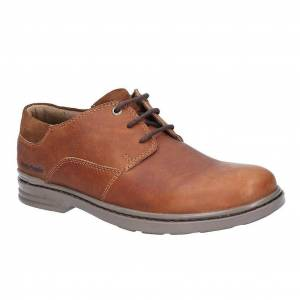 Hush Puppies Hush valper menns Max Hanston Lace up kjole sko Brown 6 UK